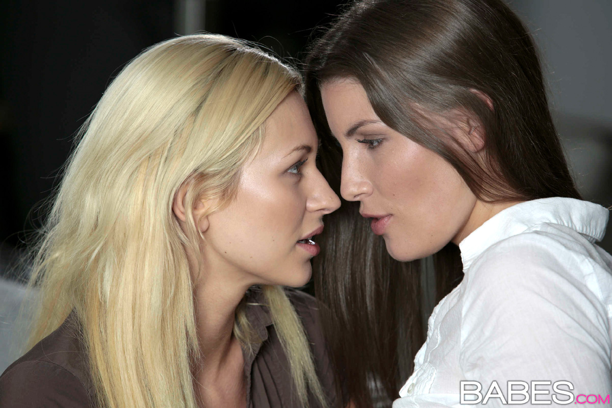 Tracy Delicious and Zena Little
